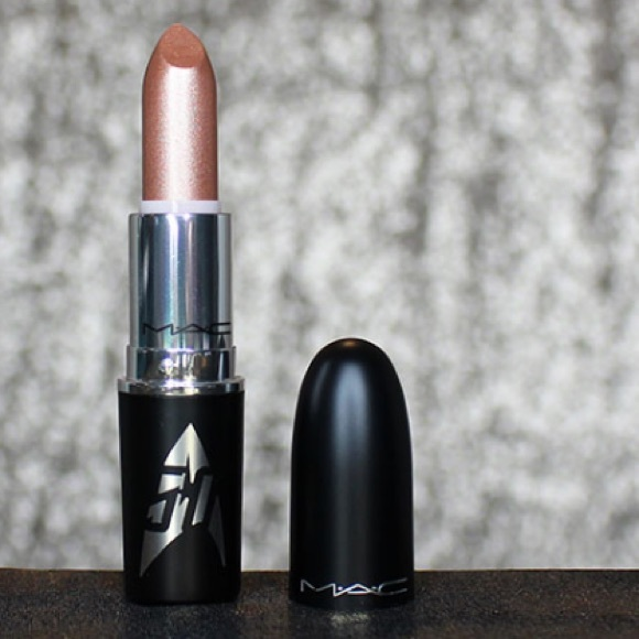 MAC Cosmetics Makeup Le Mac Star Trek Frost Lipstick Llap Poshmark